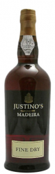 Мадера Justino's Madeira Fine Dry 3 Years Old
