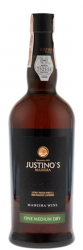 Мадера Justino's Madeira Fine Medium Dry 3 Years Old