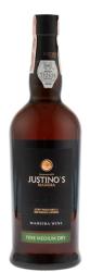 Вино Justino`s Madeira Fine Medium Dry 3 y.o