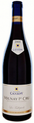 2006 Maison Champy Volnay 1er Cru Taillepieds фото