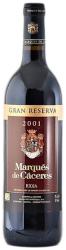 Вино Marques de Caceres Gran Reserva, 2001