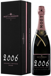 Moet & Chandon Grand Vintage Rose, 2006 фото