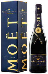 Шампанское Moet & Chandon Nectar Imperial