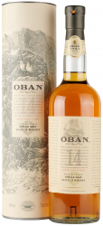 Виски Oban 14 Years Old