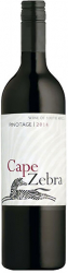 Cape Mountain Zebra Pinotage