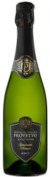 Игристое вино Provetto Spumante Bianco Brut
