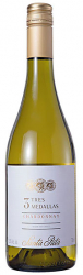Вино Santa Rita Chardonnay Tres Medallas, 2016