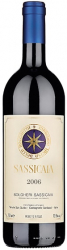 Вино Sassicaia Bolgheri Sassicaia DOC, 2006