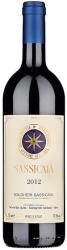 Вино Sassicaia Bolgheri Sassicaia DOC, 2012