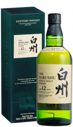 Виски Suntory Hakushu 12 Years Old фото