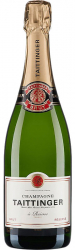 Шампанское Taittinger Reserve Brut фото