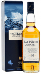 Talisker 10 Years Old 1 liter фото