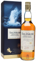 Виски Talisker 18 Year Old