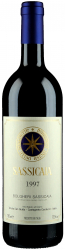 Вино Sassicaia Bolgheri Sassicaia DOC, 1997