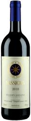Вино Sassicaia Bolgheri Sassicaia DOC, 2010