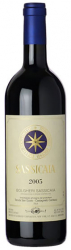 Вино Sassicaia Bolgheri Sassicaia DOC, 2005