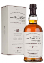 Виски Balvenie Portwood 21 Years Old Single Malt