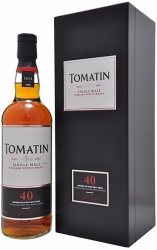 Tomatin 40 Year Old фото