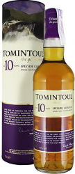 Виски Tomintoul 10 Years Old