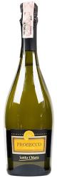 Игристое вино Toser Vini Spa Santa Chiara Prosecco Brut, 2017