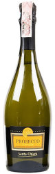 Игристое вино Toser Vini Spa Santa Chiara Prosecco Extra Dry, 2017