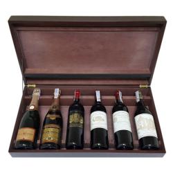 Универсальный подарочный для вина и шампанского фото