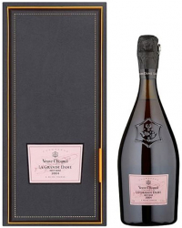 Шампанское Veuve Clicquot La Grande Dame Rose