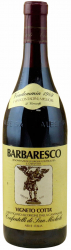 1982 Vigneto Cotta Barbaresco фото