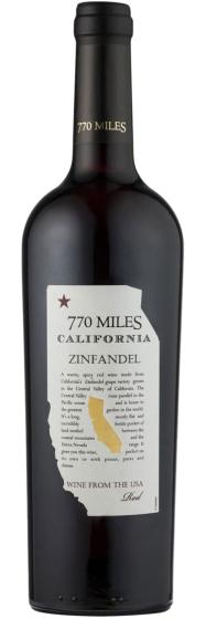 770 Miles Zinfandel фото