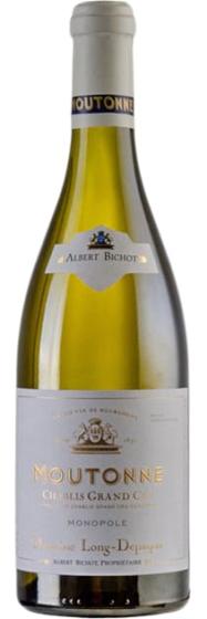 Albert Bichot Domaine Long-Depaquit Chablis Grand Cru La Moutonne Monopole, 2007 фото