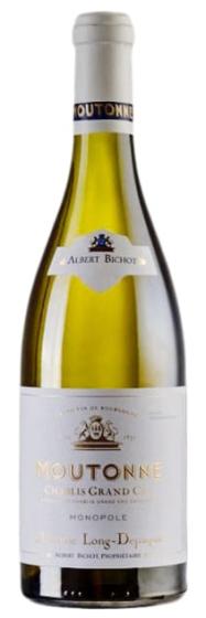 Вино Albert Bichot Domaine Long-Depaquit La Moutonne Chablis Grand Cru