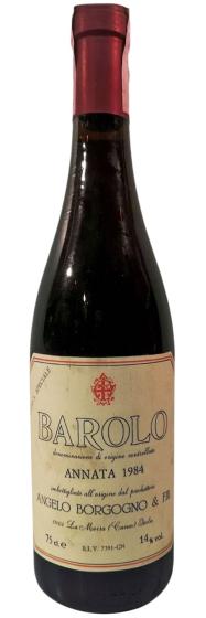 Вино Angelo Borgogno  Barolo Riserva Speciale