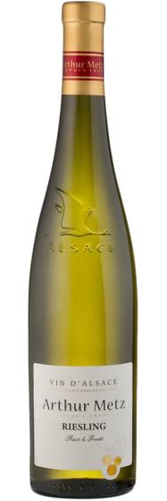 Arthur Metz Vin d'Alsace Riesling, 2018 фото