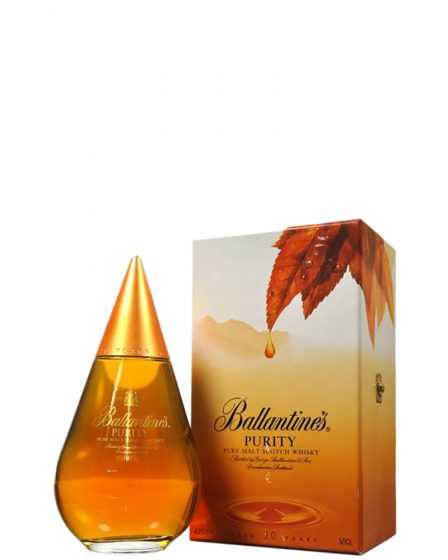 Виски Ballantine's Purity 20 Years Old