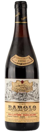 Вино Ballatore Guglielmo Barolo