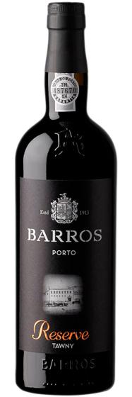 Barros Spesial Reserve Tawny Porto фото