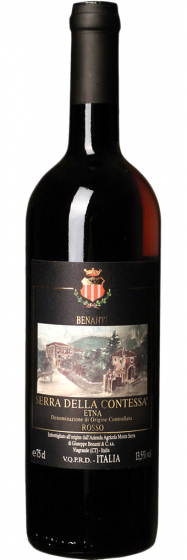 2000 Azienda Vinicola Benanti Serra Della Contessa Rosso Etna фото