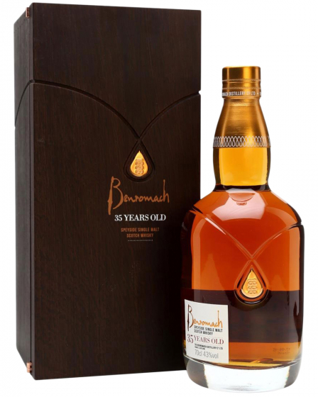 Виски Benromach 35 Years Old