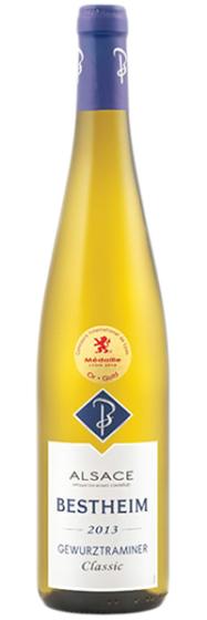 Вино Bestheim Gewurztraminer Classic