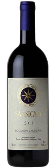 Вино Sassicaia Bolgheri Sassicaia DOC
