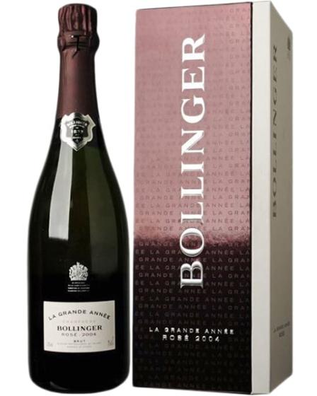 Bollinger La Grande Annee Brut Rose, 2004 фото