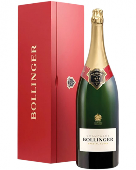Bollinger Special Cuvee Brut (Balthazar) фото