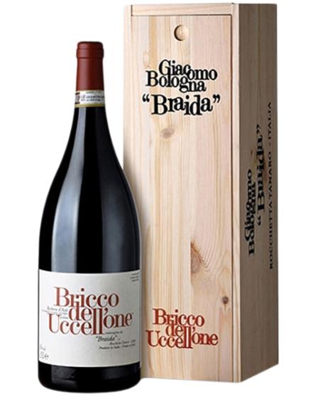 2005 Bologna Giacomo Barbera d'Asti Bricco Dell'Uccellone 3 liters фото