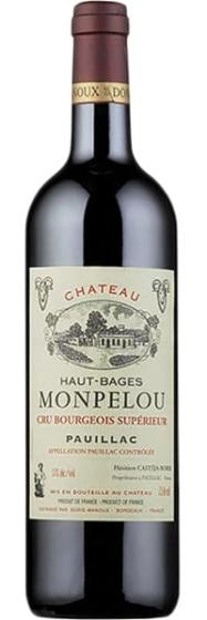 Вино Borie-Manoux Chateau Haut-Bages Monpelou