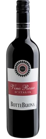 Botte Buona Vino Rosso D'Italia 3 liters фото