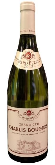 2006 Bouchard Pere & Fils Chablis Grand Cru Bougros фото