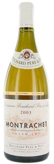 Вино Bouchard Pere & Fils Montrachet Grand Cru