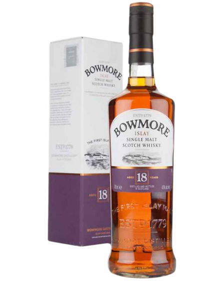 Виски Bowmore 18 Years Old