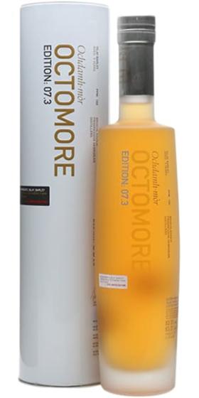Виски Bruichladdich Octomore 7.3