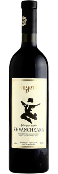 Вино Bugeuli Khvanchkara